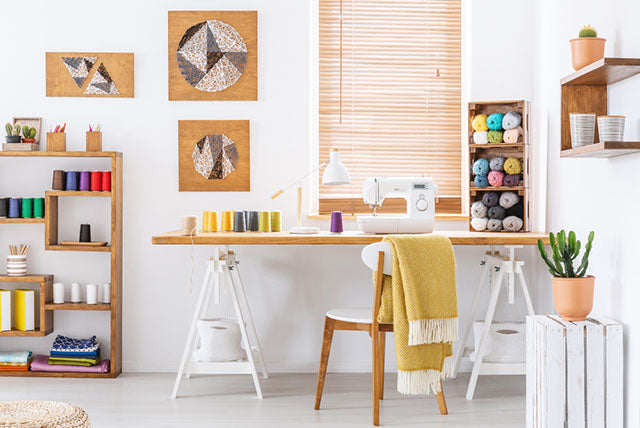 home craft table