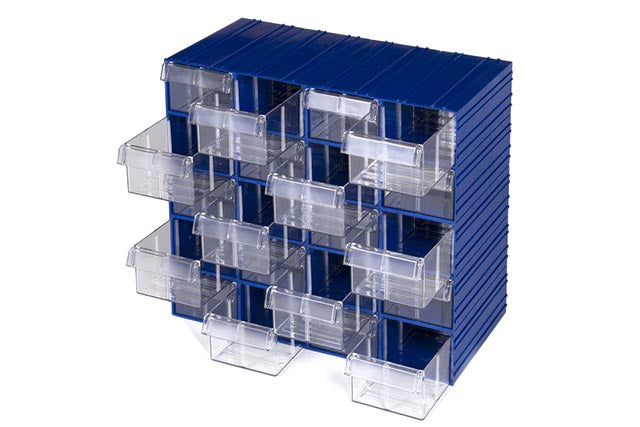 small plastic drawers organizer