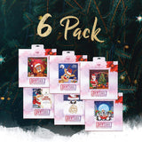 Diamond Painting 6 Designs Value Pack Christmas Cards