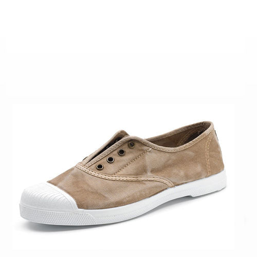 Natural World Women's Sneaker 102E Beige