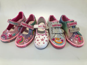 Mixed Samples 25 M EU/8 M US Toddler - Brand: Lelli Kelly