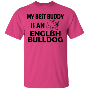 My Best Buddy Is An English Bulldog