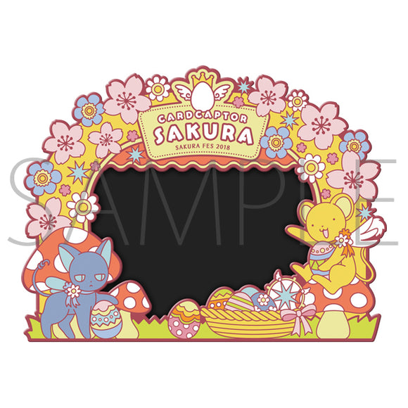 [Pre-order] Card Captor Sakura - Sakura Fes 2018 - Photo Stand
