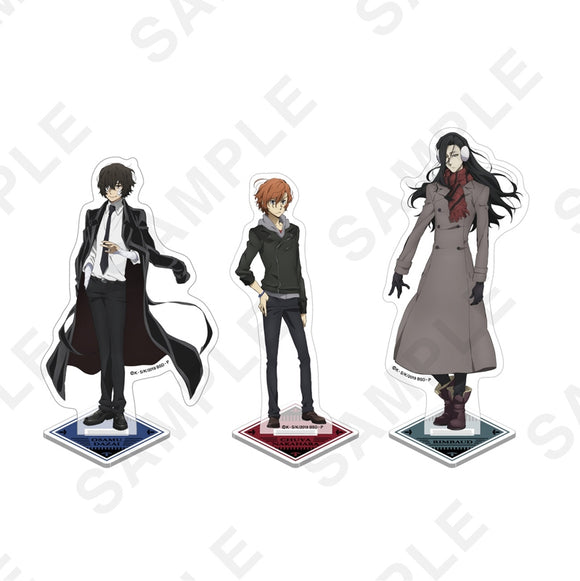 [Pre-order] Bungo Stray Dogs - Arylic Stand - 15 years old version