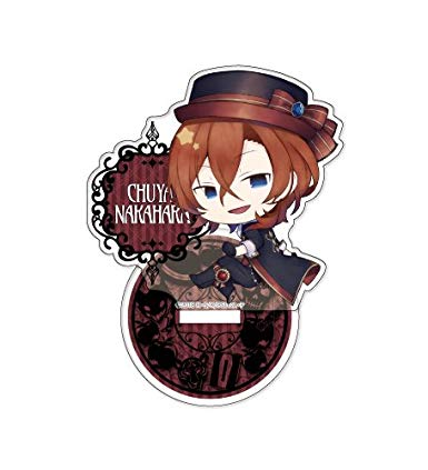 [Pre-order] Bungo Stray Dogs - Gothic Acrylic Stands