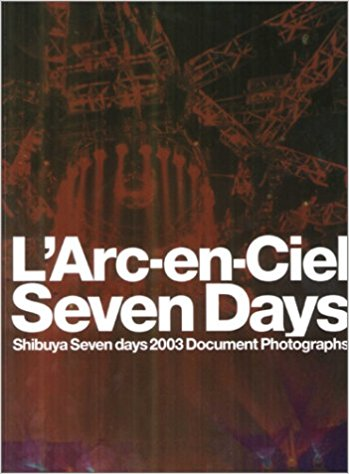 Photobook - L'arc~en~ciel - Seven Days