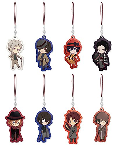 [Pre-order] Bungo Stray Dogs - Pearl Acrylic Collection