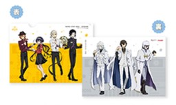 Bungo Stray Dogs - Joysound Collaboration Clear File