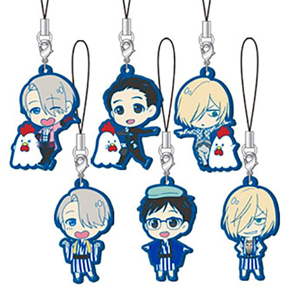 Yuri!!! on Ice - Lawson Collaboration Rubber Strap