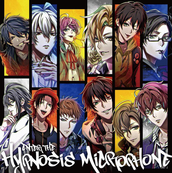 [Pre-order] Hypnosis Mic - Enter the Hypnosis Microphone (1st Full Length Album)