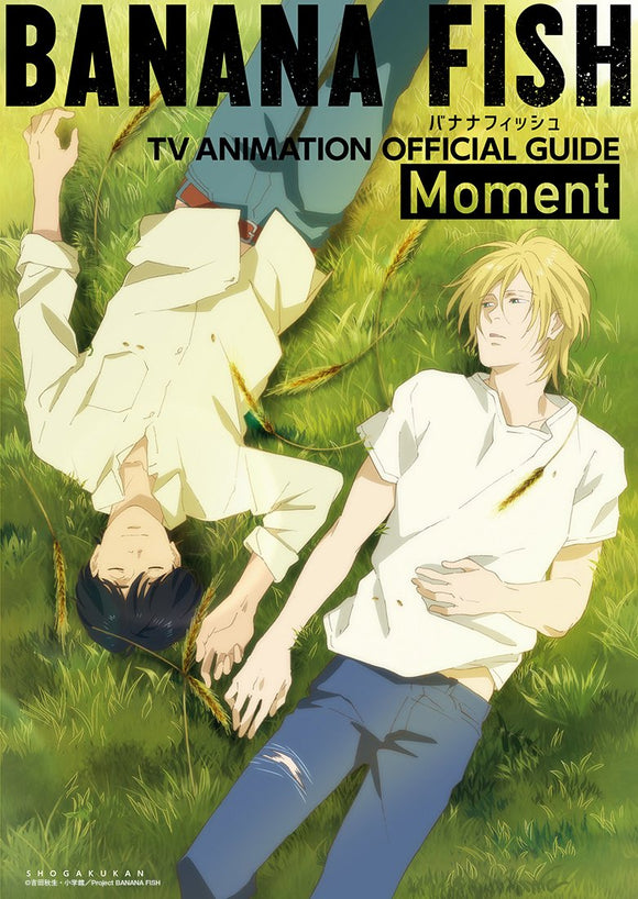 [Pre-order] Banana Fish - TV AnimationGuide - Moment