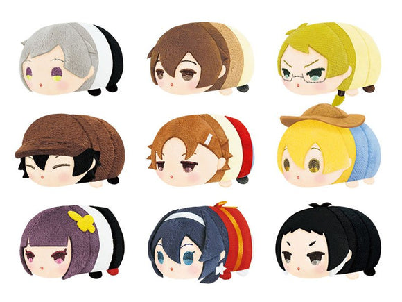 [Pre-order] Bungo Stray Dogs - Mochi Mochi Mascot Mini (9pc box)