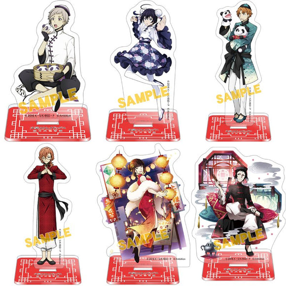 [Pre-order] Bungo Stray Dogs - Big Acrylic Stand Collection (6pc/box)