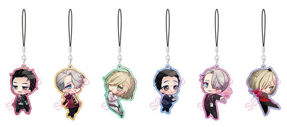Yuri!!! on Ice - Pearl Acrylic Collection