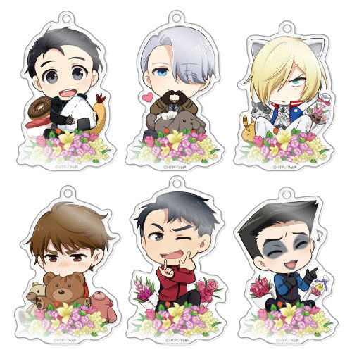 Yuri!!! on Ice - Acrylic Strap Collection Vol 3