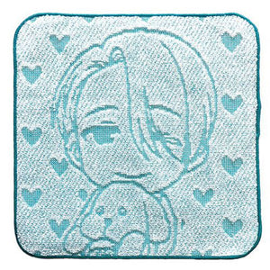 Yuri!!! on Ice - Jacquard Mini-Towel Handkerchief