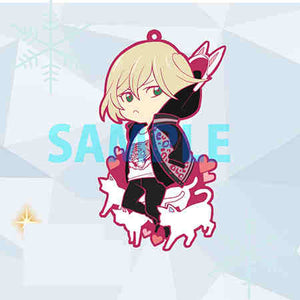 Yuri!!! on Ice - Niitengomu Rubber Strap