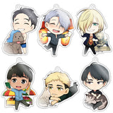 Yuri!!! on Ice - Acrylic Strap Collection Vol 2