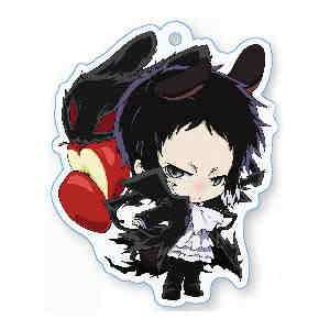 Bungo Stray Dogs - Dead Apple Rabbit-eared Acrylic Keychain