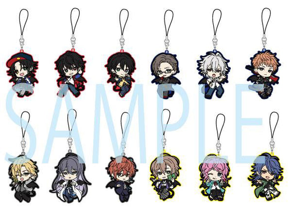 [Pre-order] Hypnosis Mic - Demonjyu Rubber Strap Collection 12Pack BOX