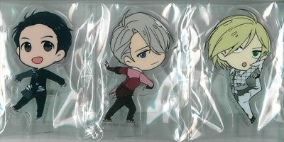 Yuri!!! on Ice - Animate Acrylic Stand Set