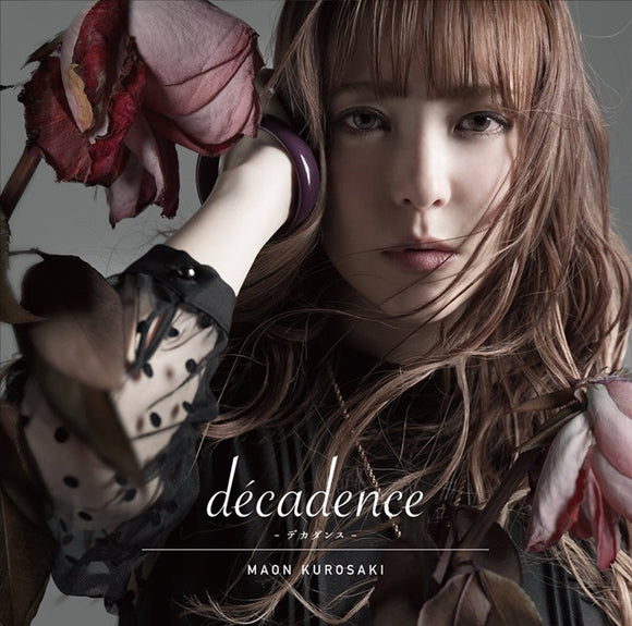 [Pre-order] Maon Kurosaki - Decadence - First Press Release CD