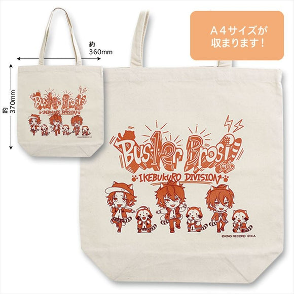 [Pre-order] Hypnosis Mic - Rascal Collaboration Tote Bag