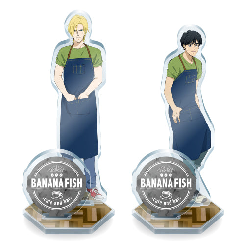 [Pre-order] Banana Fish Cafe Exclusive Goods - Acrylic Stand