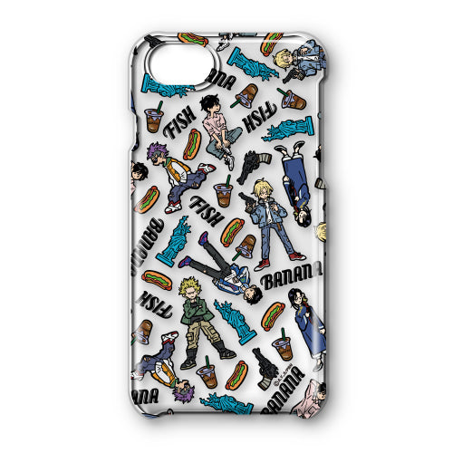 [Pre-order] Banana Fish Cafe Exclusive Goods - Iphone Case