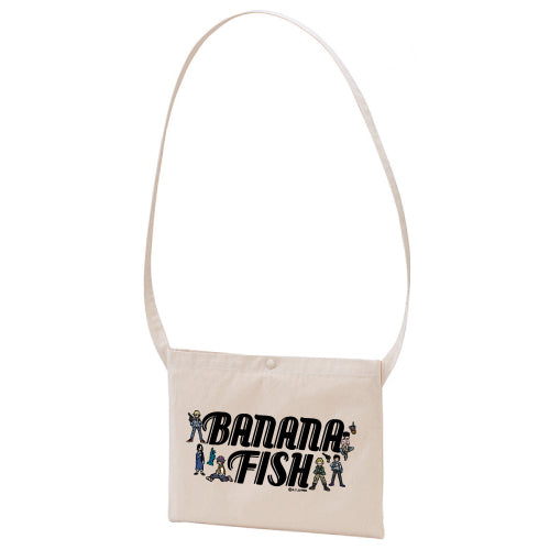 [Pre-order] Banana Fish Cafe Exclusive Goods - Sling Bag