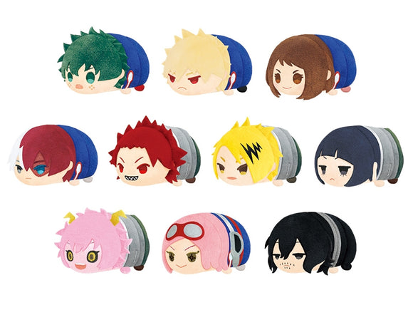 [Pre-order] Boku no Hero Academia - Mochi Mochi Mascot vol 2 (10 pc box)