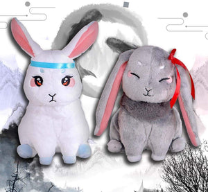 Rabbit Nuigurumi (2-pc Set)