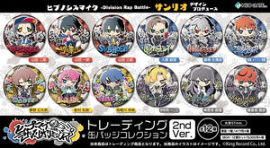 [Pre-order] Hypnosis Mic - Sanrio Remix Trading Can Badge Collection ~ 2nd (12pc/box)