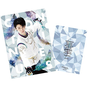 [Pre-order] Continues with Wings Goods - Clear Files