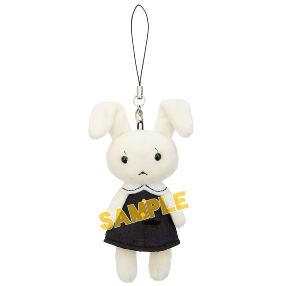 [Pre-order] Bungo Stray Dogs - Rabbit Plush Cell Phone Strap (Resale)