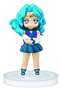 Sailor Moon - Figure For Girls Collectible - Sailor Neptune