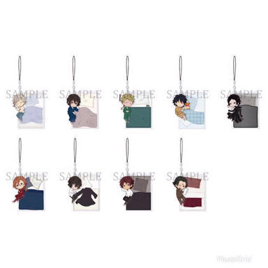 [Pre-order] Bungo Stray Dogs - Oyasumi Acrylic Straps [RESALE]