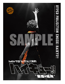Haikyuu!! - Saikyō no Team Goods - Pamphlet