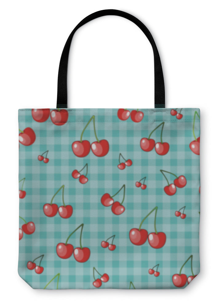 Tote Bag, Cherry