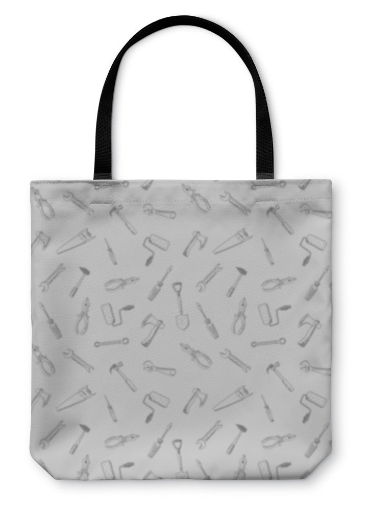 Tote Bag, With Tools