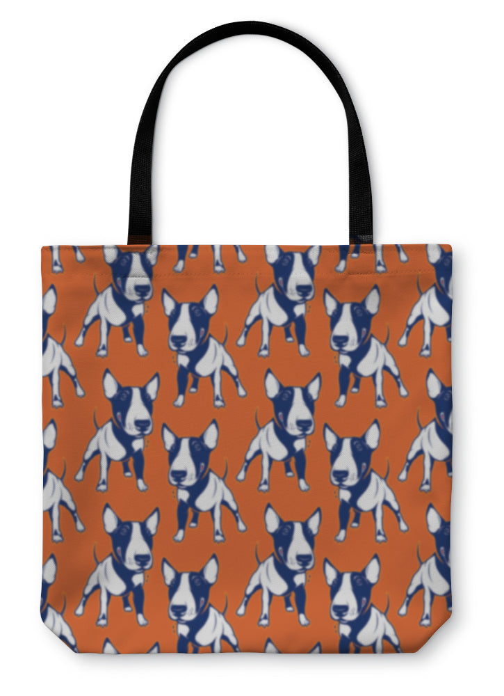 Tote Bag, Bull Terrier
