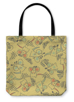 Tote Bag, Pattern Mouse