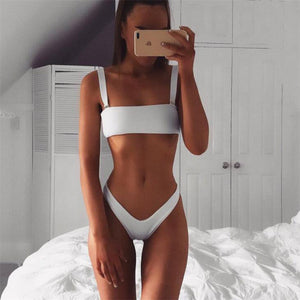 Women's Simple Sexy Bikini - Bathing Suit Hub