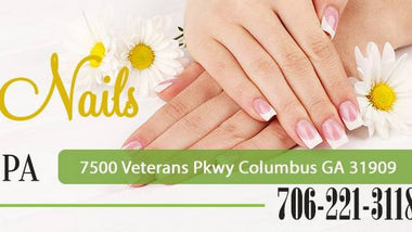 Daisy Nails Salon & Spa (Columbus): $50 Value for $25