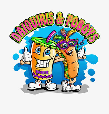 Daiquiris & PoBoys (Columbus): $25 Value for $15