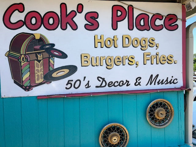 COOK'S PLACE (Multiple Locations)