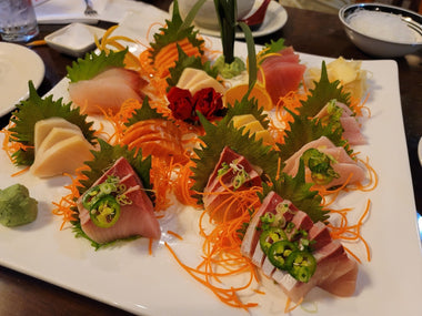 Lemongrass Thai & Sushi (2 Locations): $25 Value for $15