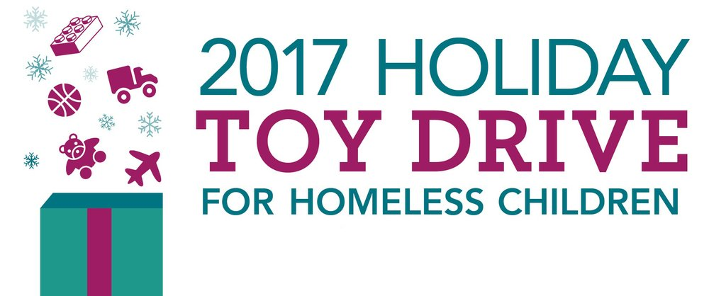 coalition for the homeless 2017 holiday toy drive