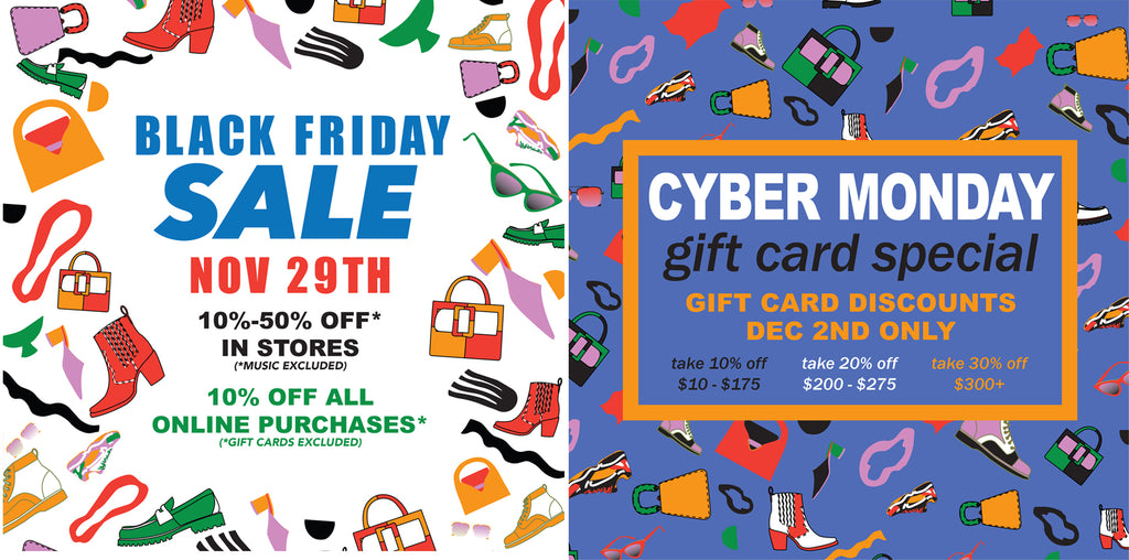 black friday / cyber monday 2019