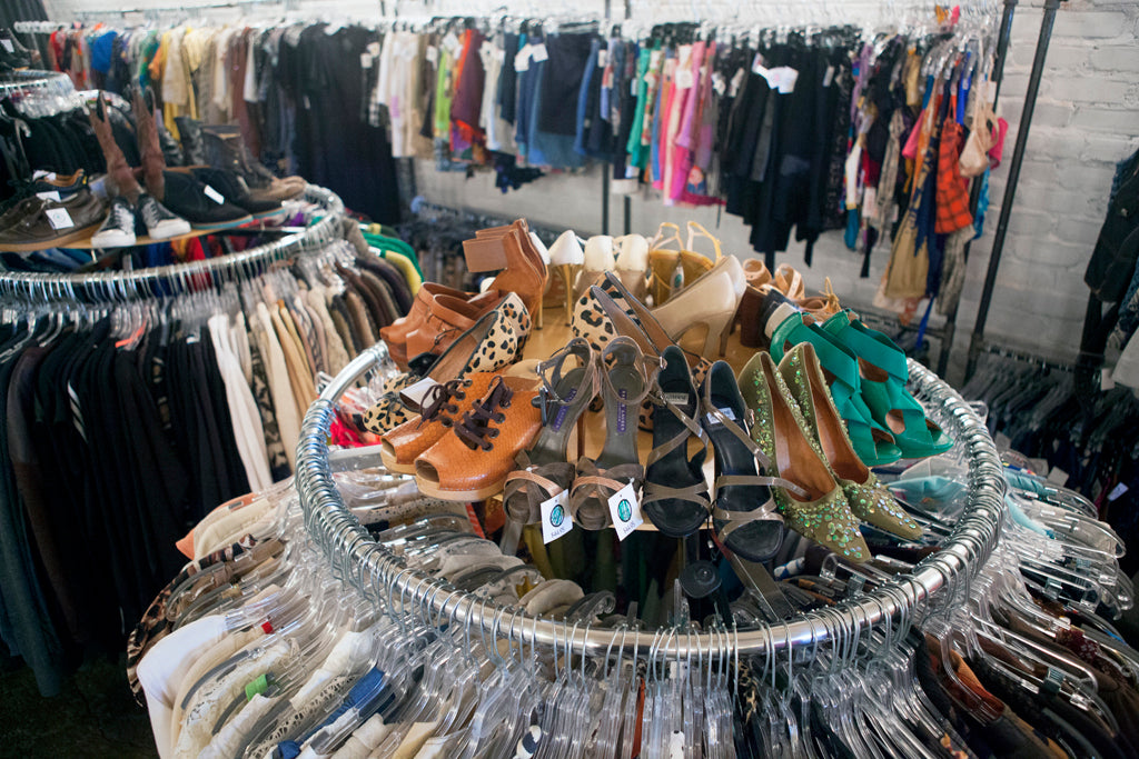 shoes and clothing